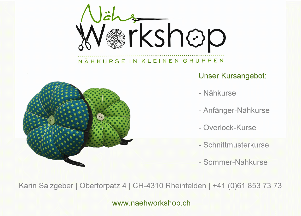 Näh-Workshop Rheinfelden